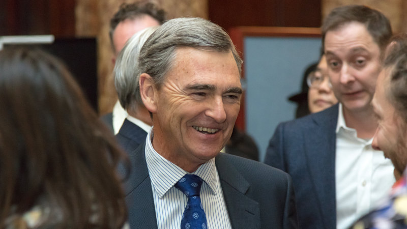 Charity boss John Brumby worried about charity fatigue after bushfire donations - The Sydney Morning Herald