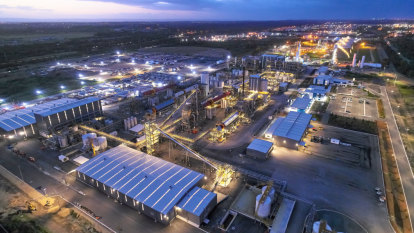 World's biggest lithium plant switched on south of Perth