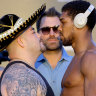 Massive weight disparity sets up intriguing Ruiz-Joshua rematch