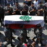Heavy military presence as MPs meet for first time since Beirut blast