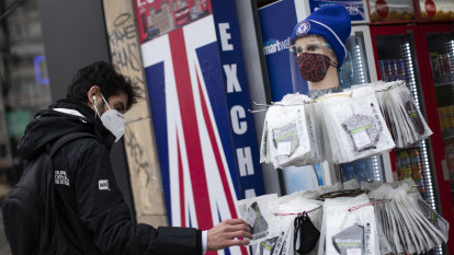 Going downhill: UK economy to be left with nasty pandemic scars