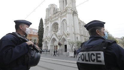 Priest shot in Lyon, France; assailant flees: police source