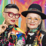 'Thank the universe': Jenny Kee and Linda Jackson's colourful bond