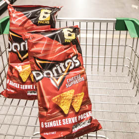 Woolies learns not to mess with Plumpton's Doritos love