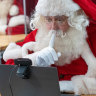 Sleigh it isn't so: Santa goes digital as pandemic shutters Christmas rituals