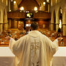 Hundreds of priests receive JobKeeper payment as church income flatlines