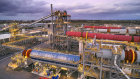 Tianqi's lithium hydroxide plant at Kwinana is the first in Australia and the first of its kind built outside China.