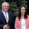 The incredible, telling difference between Ardern and Morrison