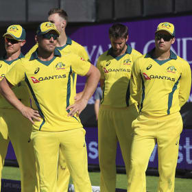Australia's cricket World Cup plans in disarray