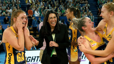 Sunshine Coast and Silver Ferns coach Noeline Taurua will choose between her two roles after this Super Netball season.