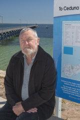 Former Ceduna mayor Allan Suter.