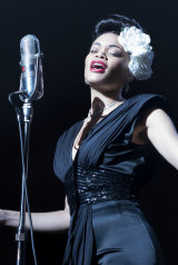 Andra Day took up smoking to capture the essence of Billie Holiday's voice.