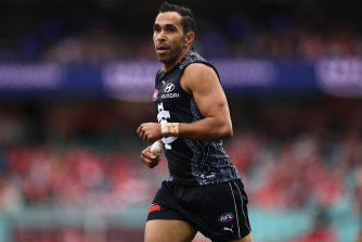 Eddie Betts is set to join Geelong as a development coach.