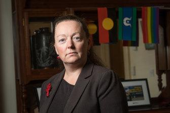 Darebin mayor Susan Rennie