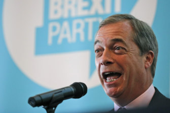 Nigel Farage says his offer is '100 per cent sincere'.