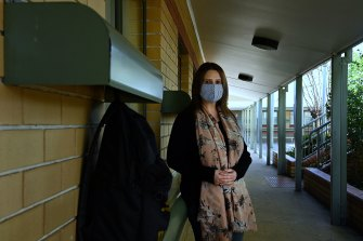 Sacred Heart Catholic Primary School Principal Sonia Tannous is expecting approximately 40 students to attend school tomorrow whose parents are essential workers.