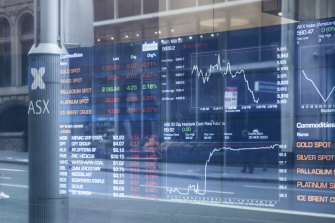 Australian shares closed slightly lower on Wednesday.