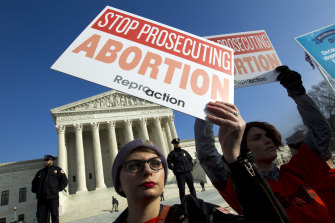 Abortion rights activists have vowed to challenge the Arkansas ban in court before the law comes into force.