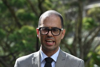 NSW shadow treasurer Daniel Mookhey says the controversial rail corporation is a sham.
