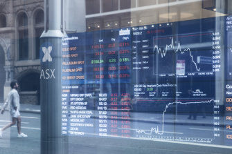 The ASX closed lower for the second straight day.