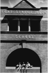 Fort Street High School was the first government school – and first selective school – in Australia.