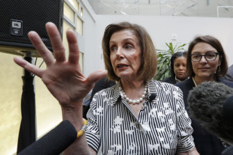House Speaker Nancy Pelosi is a skilled political tactician.