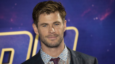 Hemsworth, Chris Hemsworth.