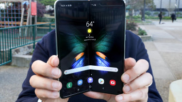 The positive initial response for the Galaxy Fold raises the prospects of further earnings gains through an expanded foldable smartphone line-up next year.