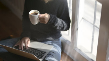 The global pandemic has turbocharged the shift to working from home, but many lower income jobs can't be done remotely.
