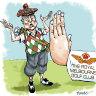 Golf clubs lead the vax drive
