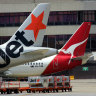 Jetstar plane makes mid-air diversion to Mildura