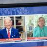 Clinton endorses Biden for president