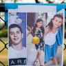 'Three little saints': children killed by alleged drunk driver praised for charity work