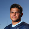'We're a talented mob': Latrell hails Barty and Mills in NAIDOC Week