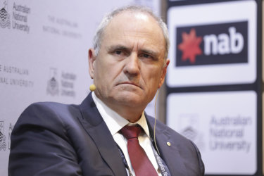 Nab Chairman Ken Henry thinks ASIC chairman James Shipton has the most difficult job in Australia