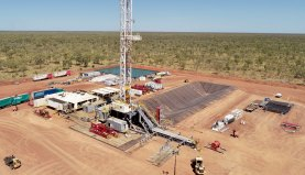 The Beetaloo Basin in the Northern Territory.