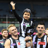 'Rest easy buddy': Pies mourn loss of young fan