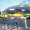 'An impossible thing to guarantee': $729m stadium races ahead despite opposition