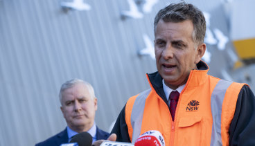 NSW Transport Minister Andrew Constance says a toll-free period on NorthConnex would need to consider traffic volumes and the safety of drivers.