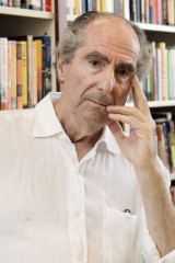 Blake Bailey's biography of Philip Roth, pictured, was criticised because it focused on Roth's womanising.