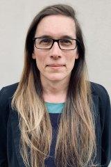 Eloise Brook, media manager at the NSW Gender Centre.