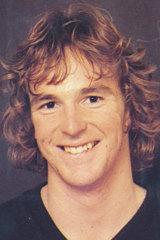 Neale Daniher, circa 1982.