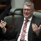 Committed to coal: Resources Minister Keith Pitt.
