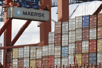 The shortages of semi-conductors and of container ships and containers that the dramatic shifts in consumption patterns have caused may not be resolved for years.