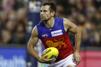 Luke Hodge isn't getting carried away with the Lions' impressive form.