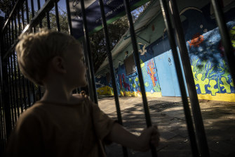 Childcare centres in locked down areas of Greater Sydney will be allowed to waive gap fees for families who aren't using the services from Monday.