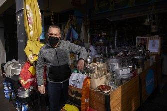 Non-essential shops in Fairfield had until midnight to shut.