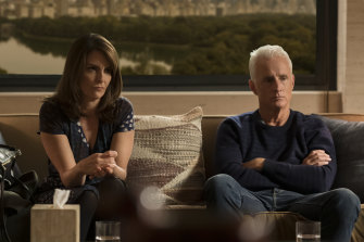 Tina Fey and John Slattery are among the dream cast of Modern Love.