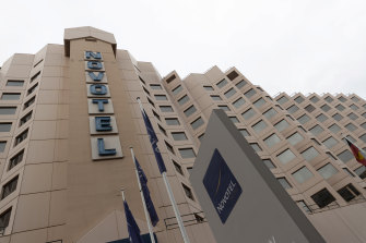 Nanopore genome sequencing allowed for the source of an infection in a cleaner at the Novotel Darling Harbour to be uncovered within a day.