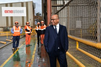 Sanjeev Gupta, executive chairman of GFG Alliance, had offered to invest $100m in Havilah.